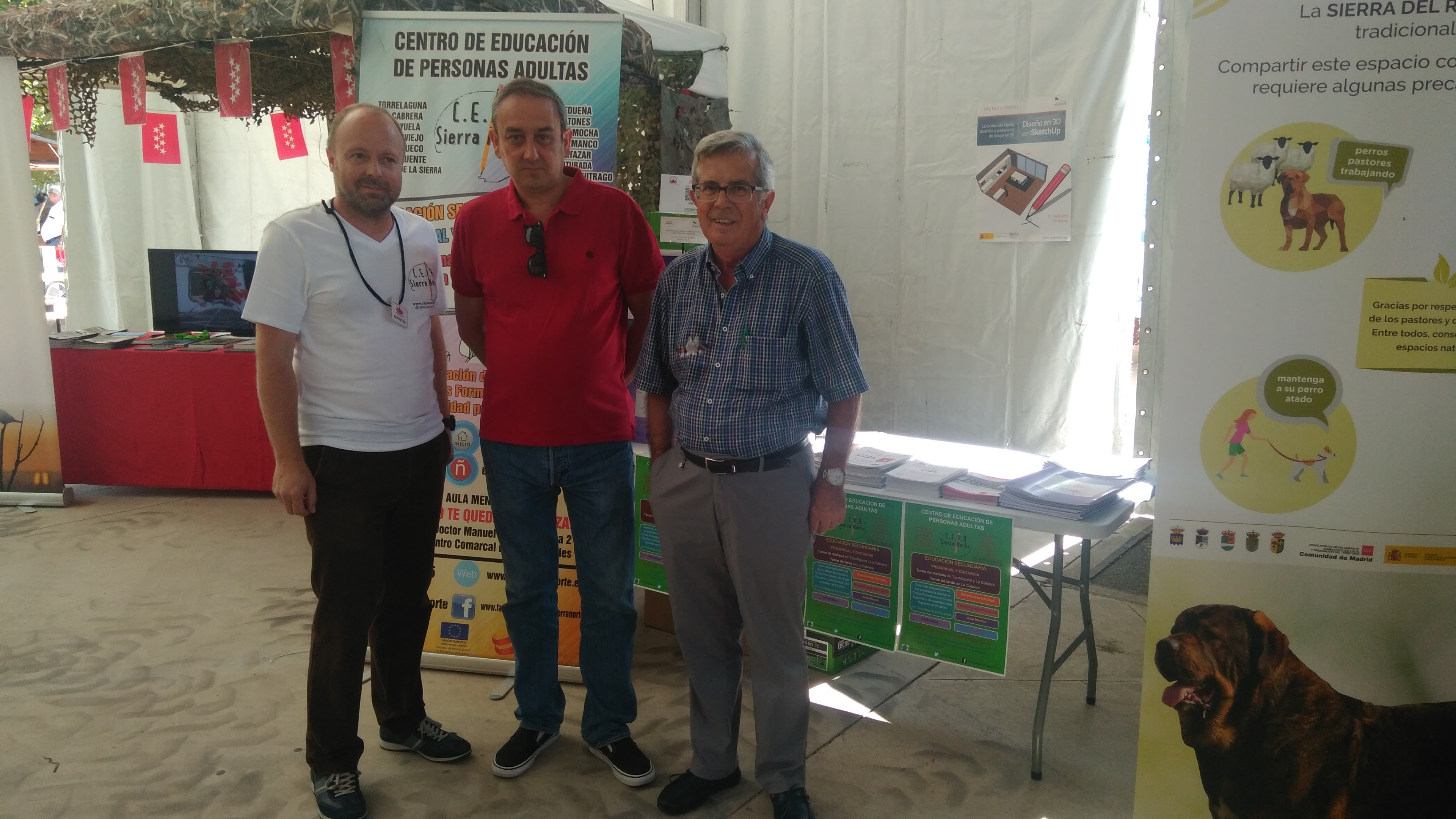 """Feria """"Sierra Norte"""" Venturada 2018"""