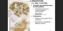 2. Arquitectura griega