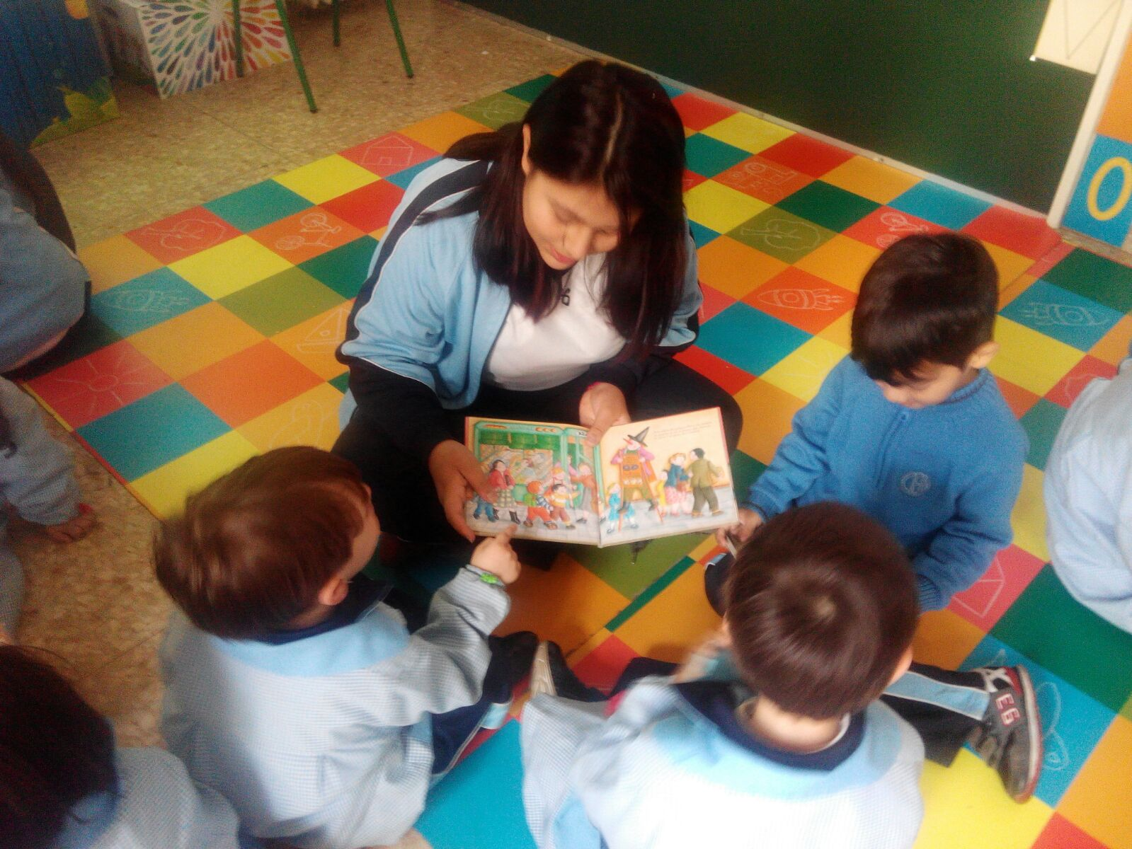 Día del libro curso 2017-18 11