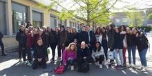 Intercambio Collège les Remparts. Abril 2017 8