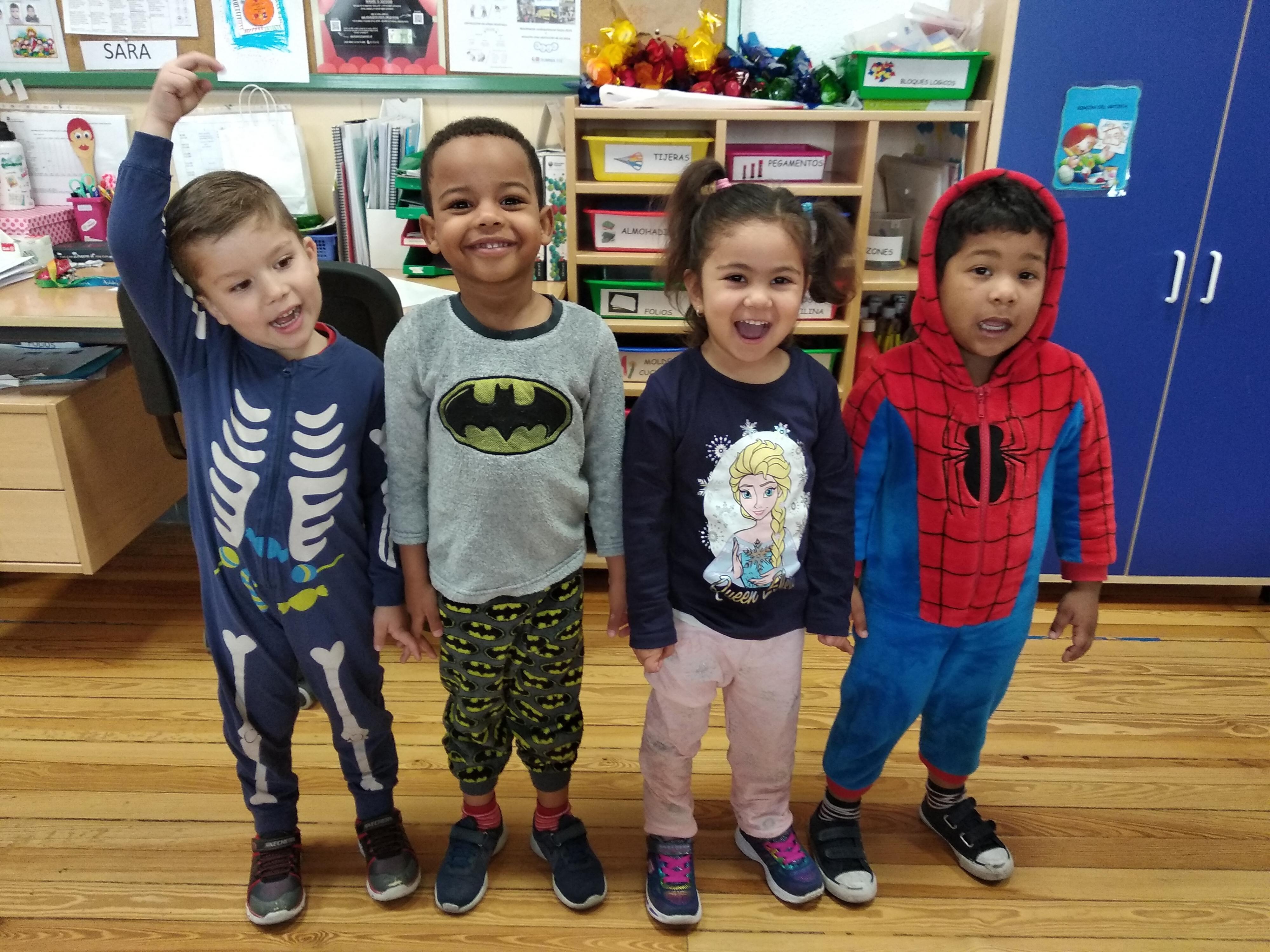 Carnaval Educación Infantil 2019 3