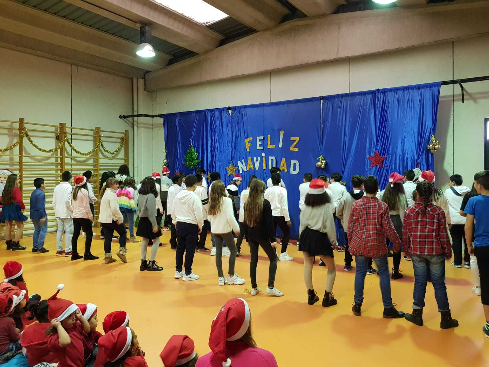 Último día - Festival navidad 20