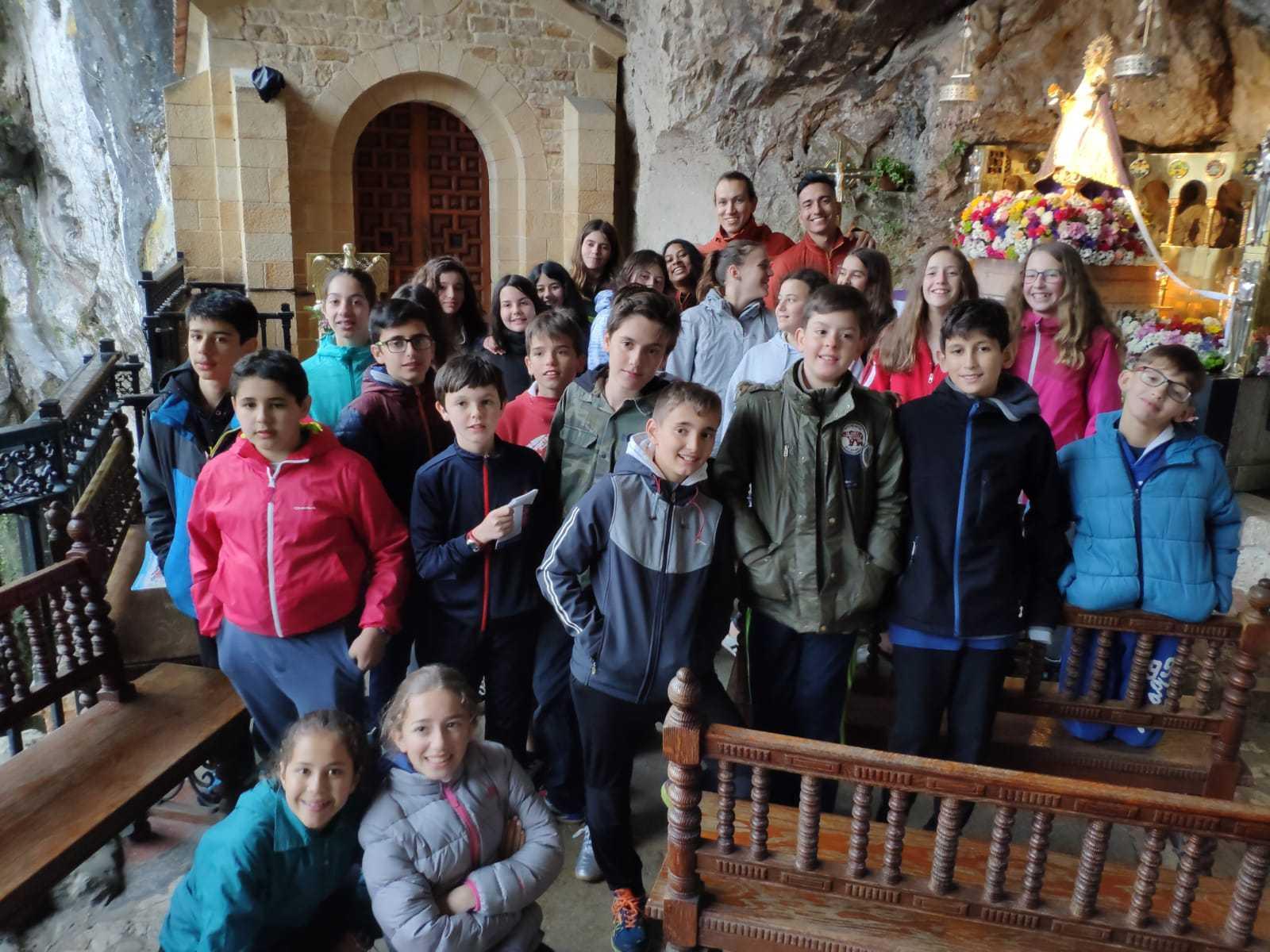 Santa Cueva de Covadonga 1