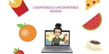 Quinto. Inglés. Countable & Uncountable Nouns