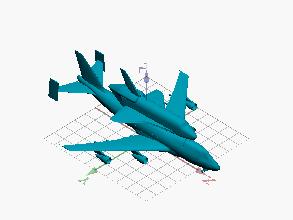 Boeing 747-100 with NASA Spaceshuttel