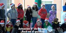 Navidad-Actuación 4º de Primaria