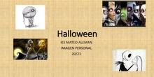 Halloween Imagen Personal Ies Mateo Aleman