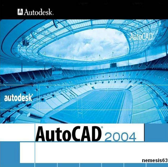 Logo AutoCAD 2004