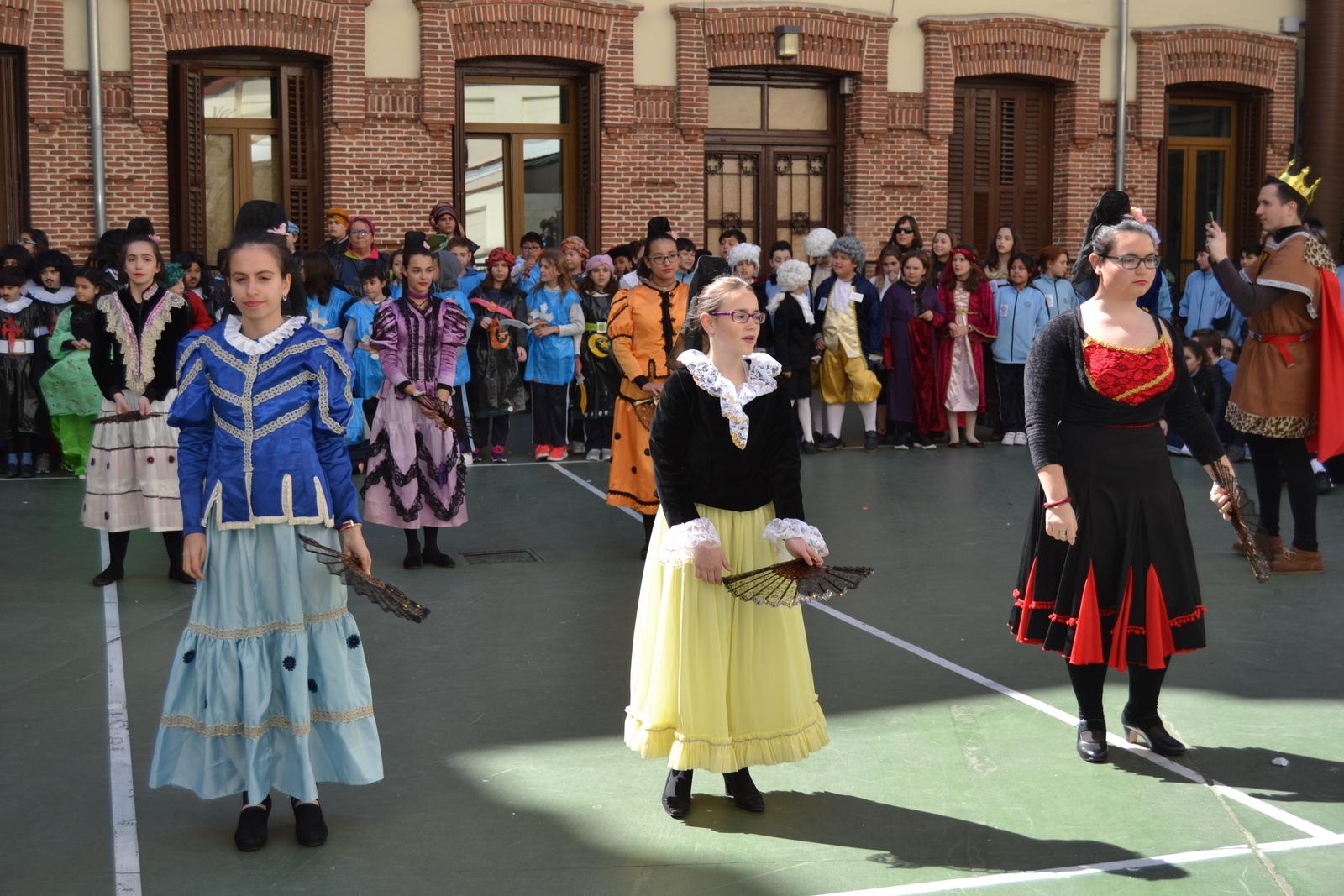Jornadas Culturales y Depoortivas 2018 Bailes 2 36