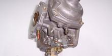 Actuador mezcla-ralentí de un carburador atmosférico refrigerado