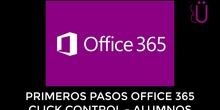 Primeros pasos con Office365