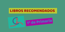 Recomendación libros 1º de Primaria