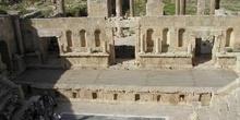 Teatro del Sur, Jarash, Jordania