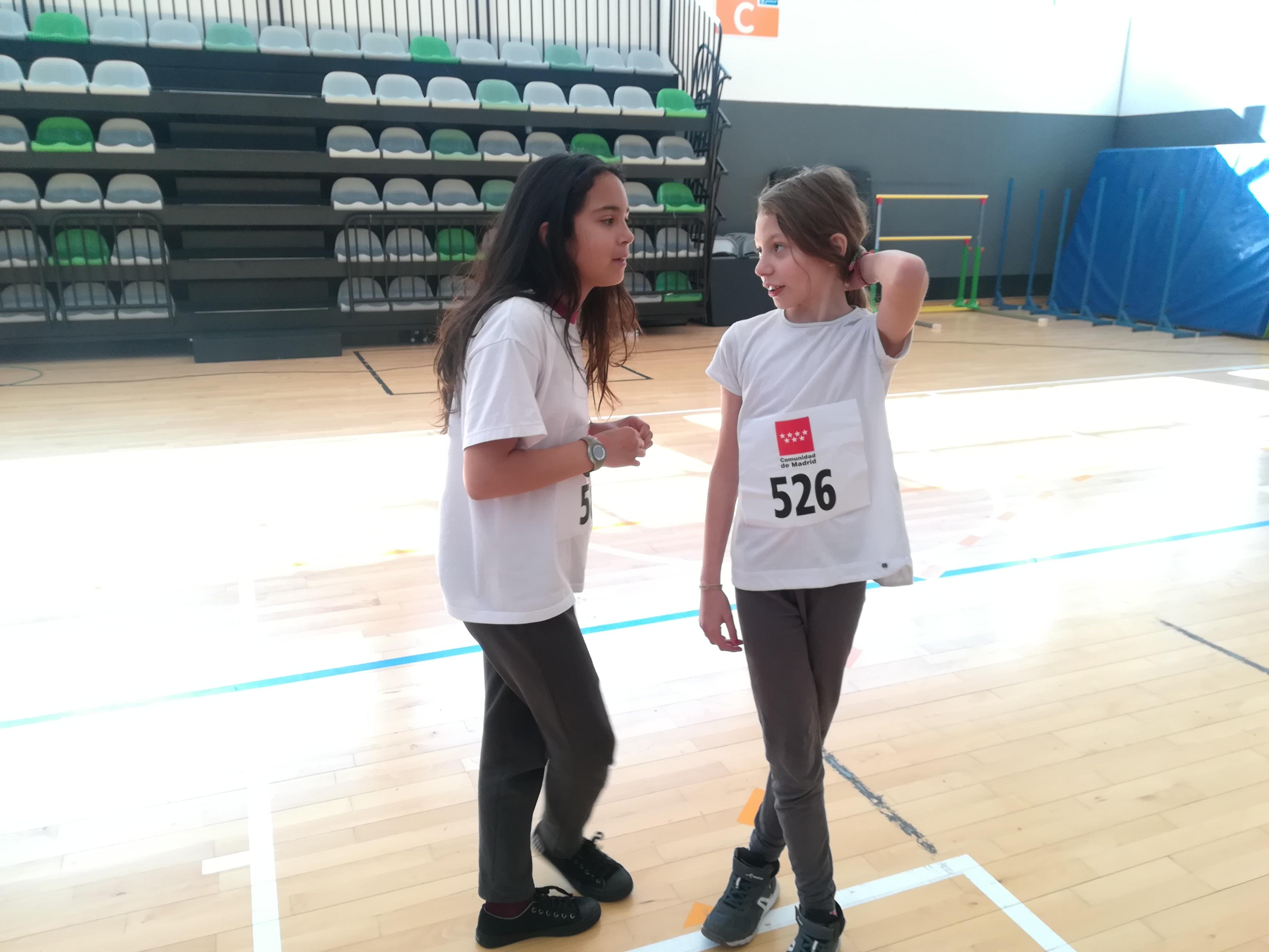 Encuentro de Atletismo 5º y 6º LUIS BELLO 10