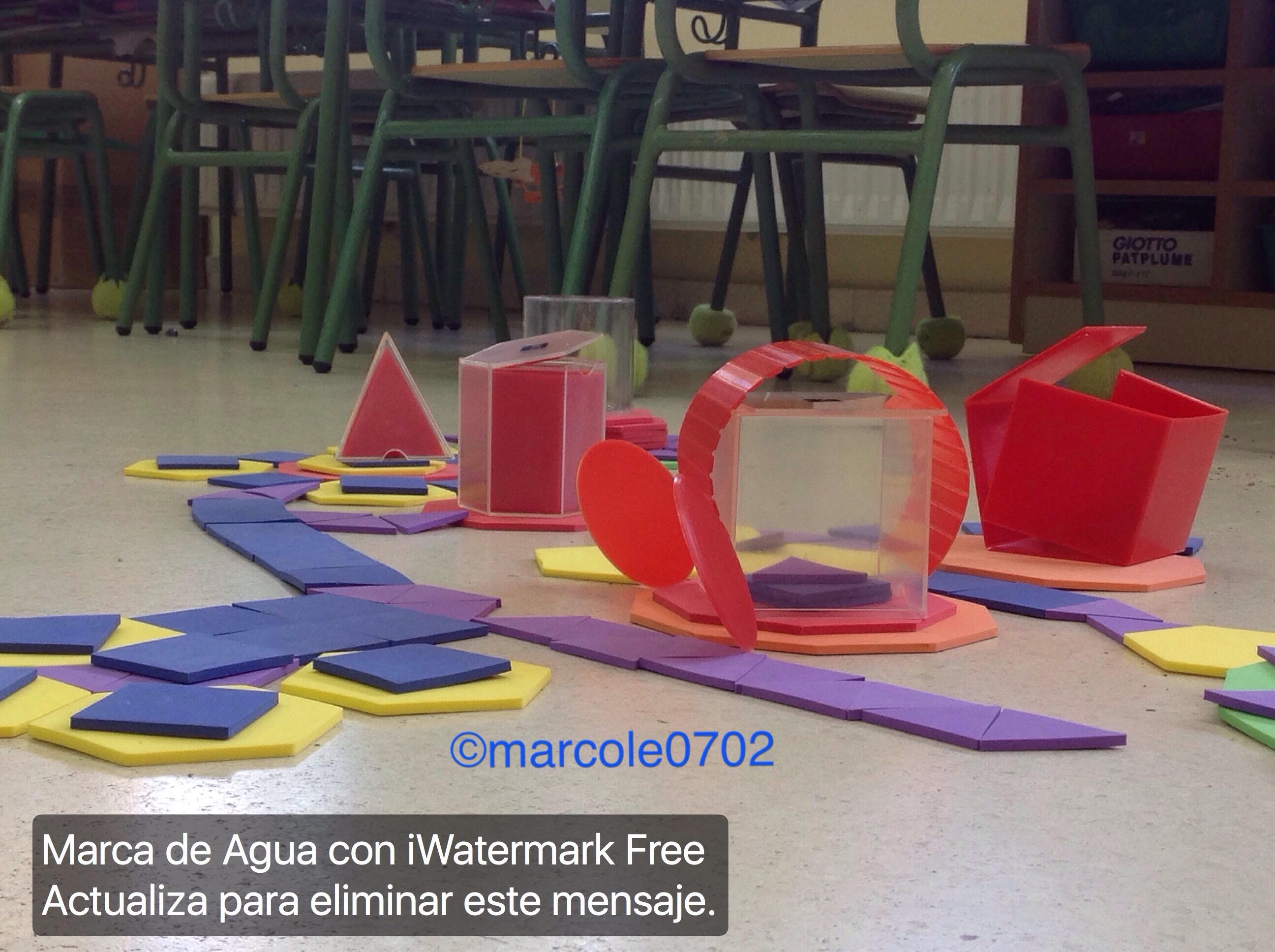 """Proyecto """"Ciudad matemática"""" 8"""