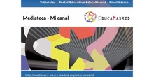 Mediateca: Mi canal