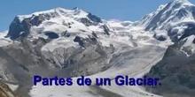 Los Glaciares: Partes, paisaje y retroceso glaciar