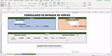 Explicación a la Actividad final curso avanzado Excel 2016