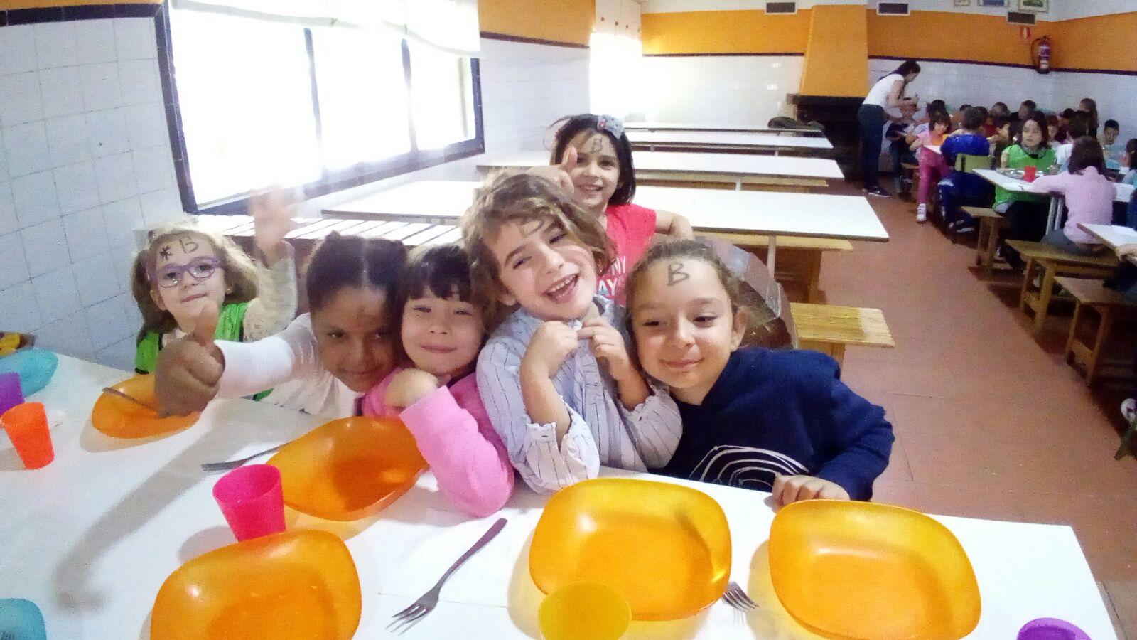 Granja Escuela 1º y 2º EP 2017-18 2