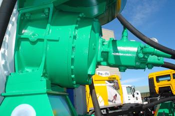 Vehículos industriales. Motor hidráulico