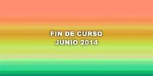 Final de curso 2013-2104