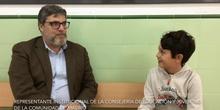 Momentos #cervanbot 2019: Jornadas Tecno-robóticas del CEIP Miguel de Cervantes de Leganes