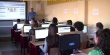 4º ESO Matemáticas Académicas: Competencia digital. Examen de Wiris. Cuestionario 4. Cálculo Mental: Funciones y gráficas. Catedrático: Arias Cabezas