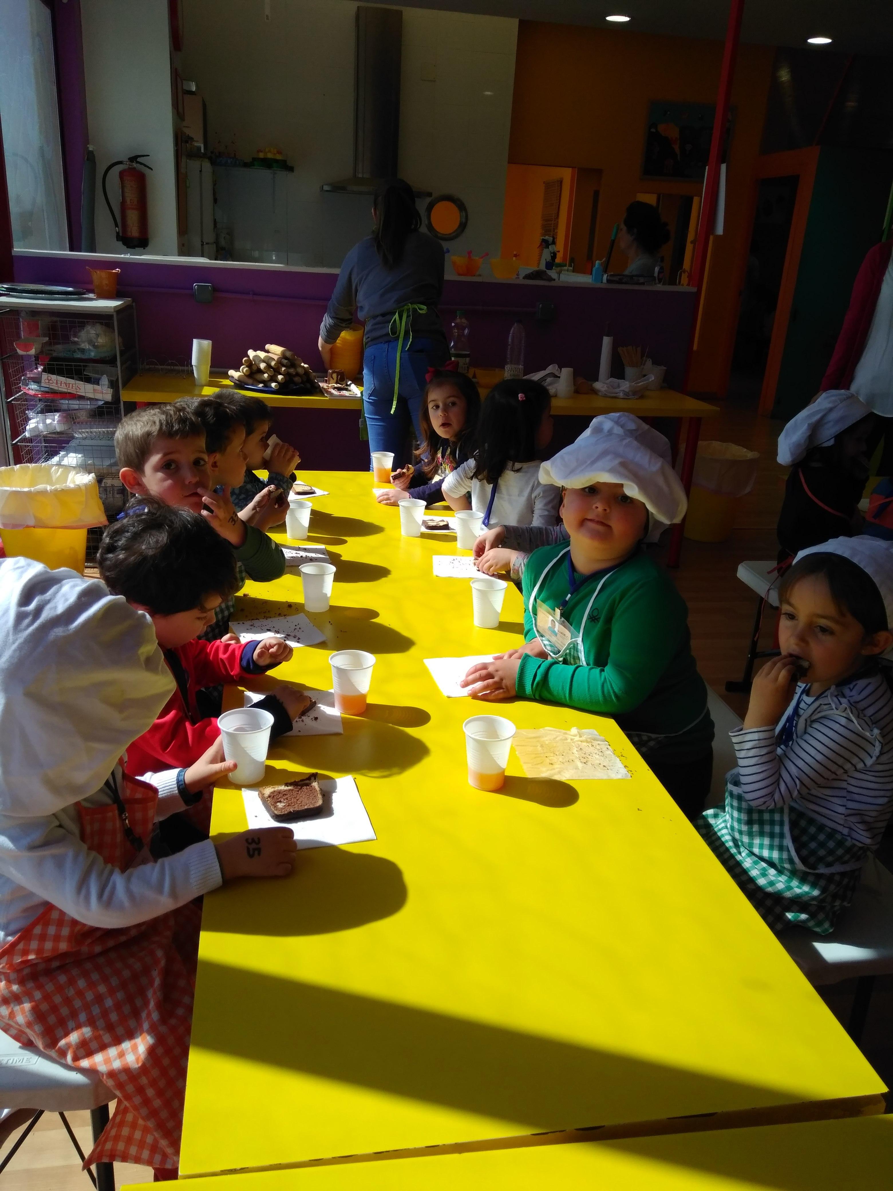 Excursión Escuela de cocina 42