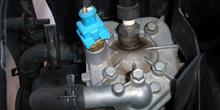 Ciclomotor. Culata con refrigeración líquida