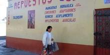 Haciendo la compra, Perú