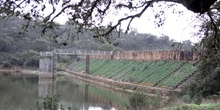 Presa romana de Cornalvo - Parque Natural de Cornalvo, Badajoz