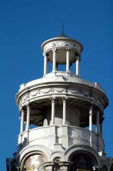 Torre del Círculo de Bellas Artes, Madrid
