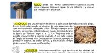 VOCABULARIO HISTORIA DEL ARTE EBAU