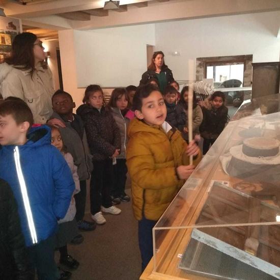 Los alumnos de 5 años visitan el Museo de la Ciudad de Colmenar Viejo 5