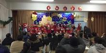 Actuación Navidad Infantil 3 años 2017