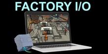 Introducción a FactoryIO. Primera parte