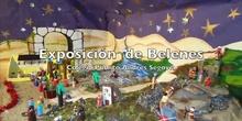 Exposición de Belenes. CEIP Andrés Segovia