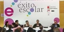 """Ponencia D.Julio Belinchón: """"Fortalecer los compromisos: la experiencia de un IES"""""""