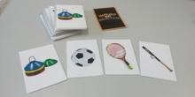 Material para realizar series con y sin modelo 4