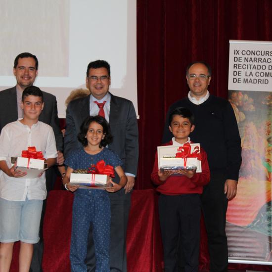Entrega de los premios del IX Concurso de Narración y Recitado de Poesía 28