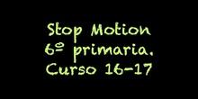 Stop Motion 6º primaria CEBIP Carpe Diem curso 16-17