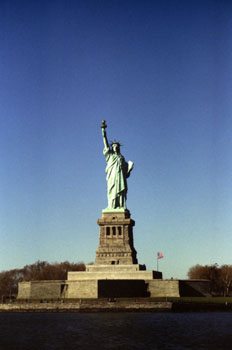 Estatuta de la Libertad, Nueva York, Estados Unidos