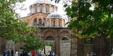 Kariye Museum o Iglesia de San Salvador de Chora, Estambul, Turq