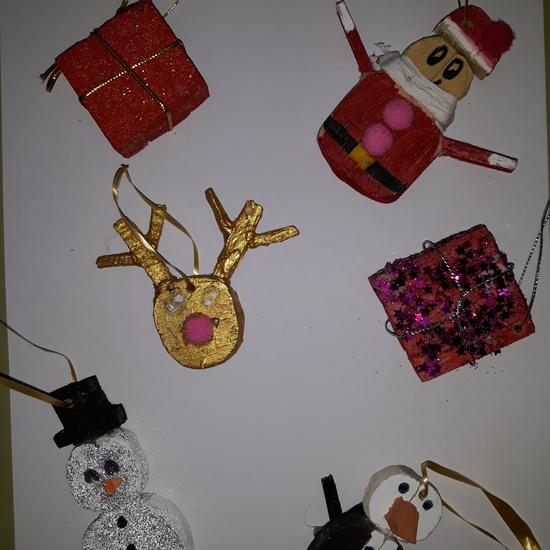 Decoraciones navideñas 2