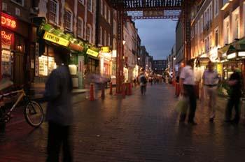 Chinatown, Soho, Londres