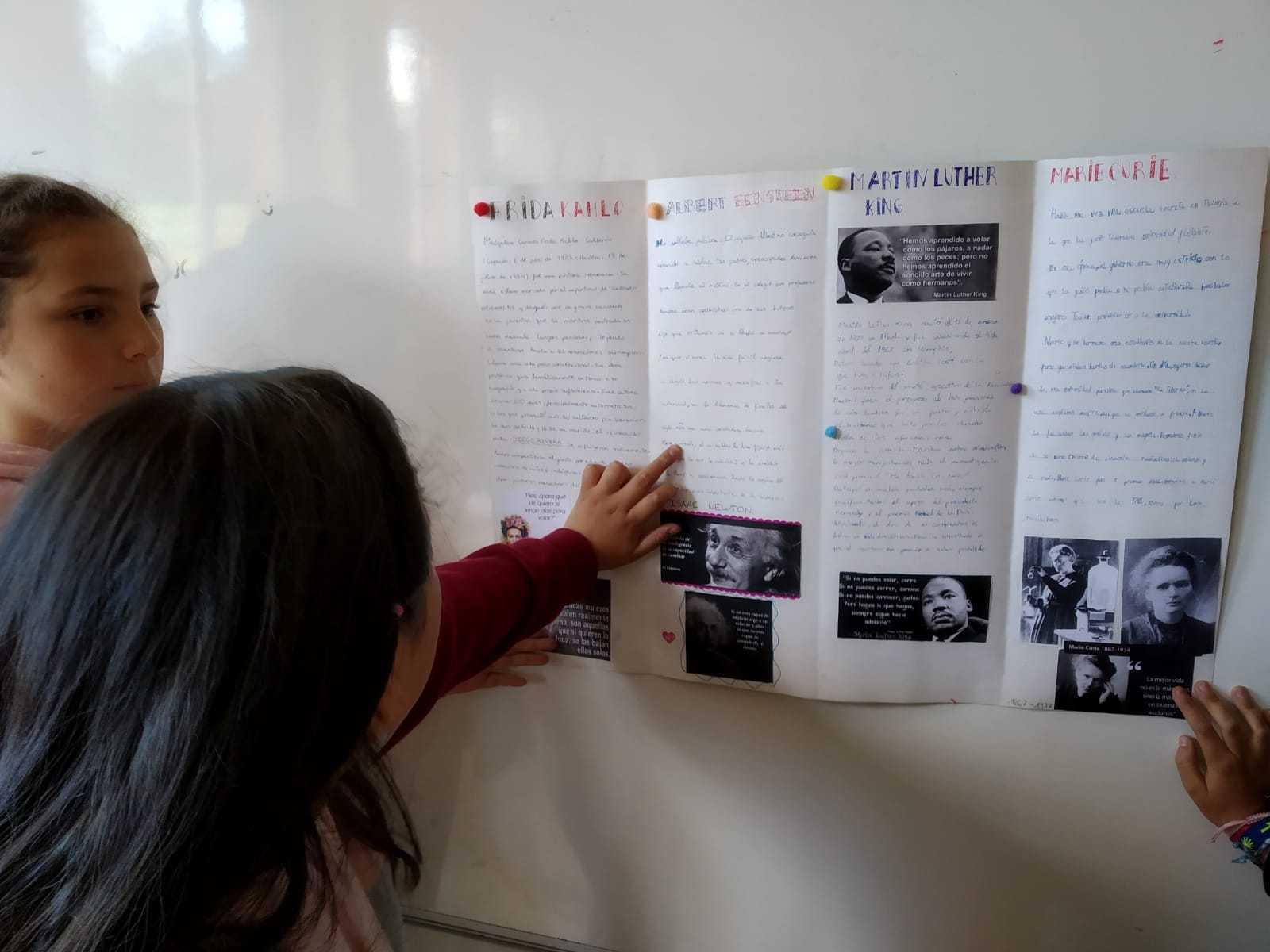 2019_04_29_Quinto trabaja en valores grandes figuras de la humanidad_CEIP FDLR_Las Rozas 3