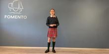 Colegio Aldeafuente - GAB - XII Concurso de Narración y Recitado de Poesía CAM - PRUEBA DE RECITADO DE POESÍA - Contenido educativo