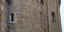 ábside Sur y central de Iglesia de Roda de Isábena, Huesca