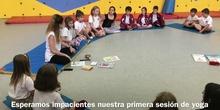 PRIMARIA - 3 - SESIÓN DE YOGA - ACTIVIDADES