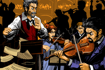 Un experimento del Doctor Ox: ópera en el Teatro de Quiquendon